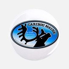 "Caribou Broccoli 3.5"" Button"