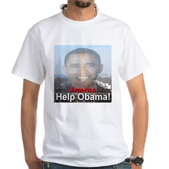 America Help Obama Shirt