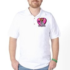Jack Russell Valentines T-Shirt