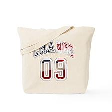 Obama Change 09 Tote Bag