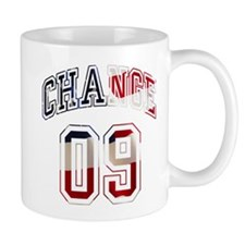 Obama Change 09 Mug