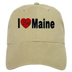 I Love Maine Cap