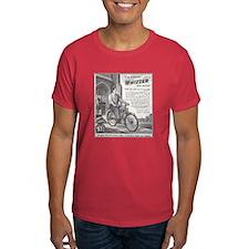 """1946 Whizzer Ad"" T-Shirt"