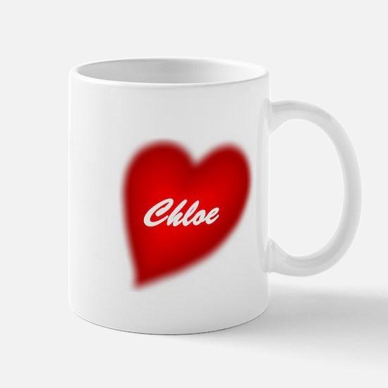 I love Chloe products Mug
