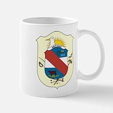 Cute Uruguayan emblem Mug