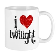 I Love Twilight Mug