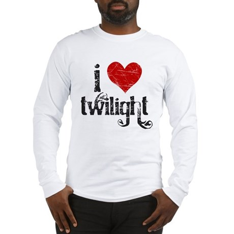 I Love Twilight Long Sleeve T-Shirt
