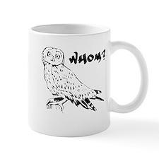Whom? Mug