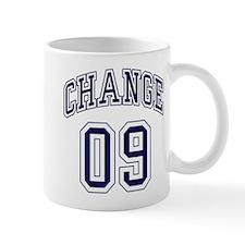 President Obama Change 09 Mug