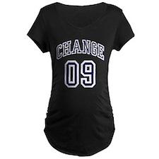 President Obama Change 09 T-Shirt