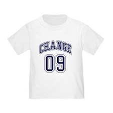 President Obama Change 09 T