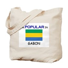 I'm Popular In GABON Tote Bag