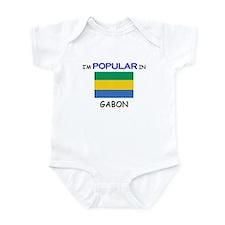 I'm Popular In GABON Infant Bodysuit