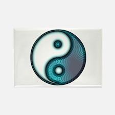 Tai Chi Tu Rectangle Magnet