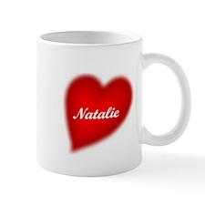 I love Natalie products Mug