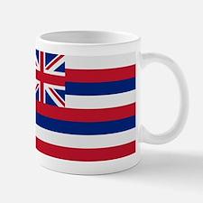 Beloved Hawaii Flag Modern St Mug