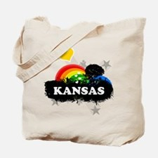 Sweet Fruity Kansas Tote Bag