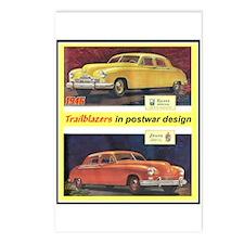 """1946 Kaiser-Frazer Ad"" Postcards (Package of 8)"