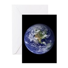 Blue Marble Greeting Cards (Pk of 20)
