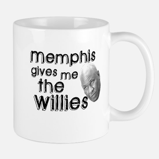 Got the Willies Mug