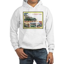 """1946 Plymouth Ad"" Hoodie"