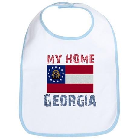 My Home Georgia Vintage Style Bib