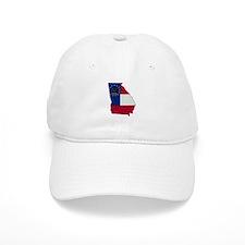 Georgia Stripe Custom Design Baseball Cap