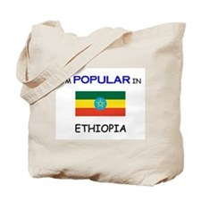 I'm Popular In ETHIOPIA Tote Bag
