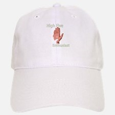 High Five Enthusiast Baseball Baseball Cap
