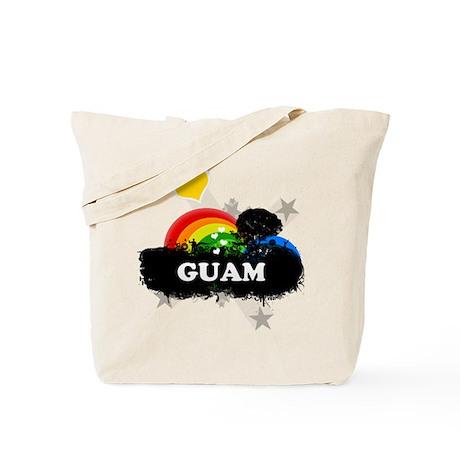 Sweet Fruity Guam Tote Bag