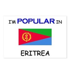 I'm Popular In ERITREA Postcards (Package of 8)