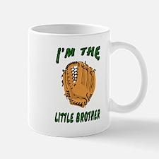 I'm the big brother baseball Mug