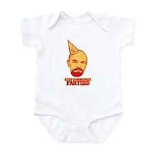 Stop Communist Parties! Infant Bodysuit
