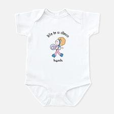 Disco Kitty Infant Bodysuit