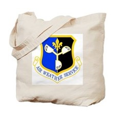 Weather Service Tote Bag