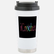 i Crochet Travel Mug