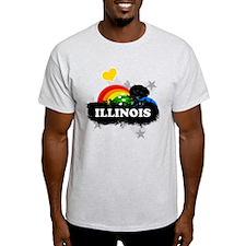 Sweet Fruity Illinois T-Shirt
