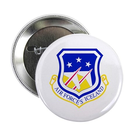 """Air Forces Iceland 2.25"""" Button (100 pack)"""