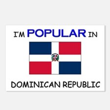 I'm Popular In DOMINICAN REPUBLIC Postcards (Packa