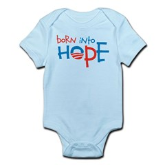 Born Into Hope - Obama Baby Infant Bodysuit