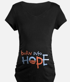 Born Into Hope - Obama Baby T-Shirt