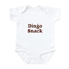 Dingo Snack Infant Bodysuit