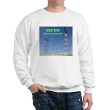 Antenna Restrictions Sweatshirt