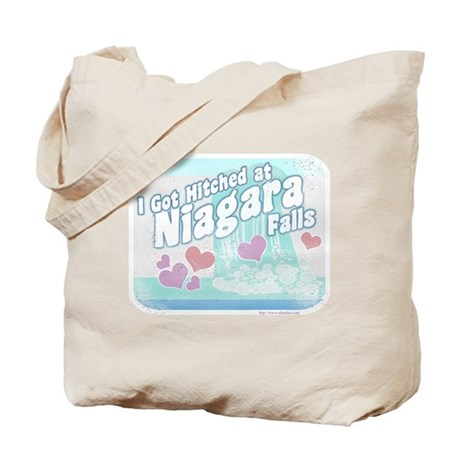 Niagara Wedding Tote Bag