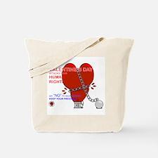 Anti-Valentine Tote Bag