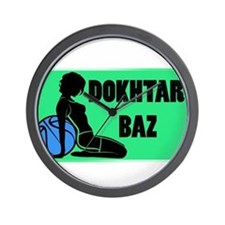 dokhtar baz Wall Clock