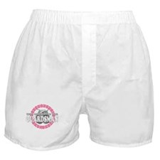 This Girls Loves Her Guardsma Boxer Shorts