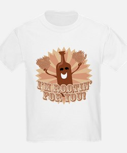 Rootin for You! T-Shirt