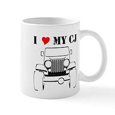 Cute Tj Mug