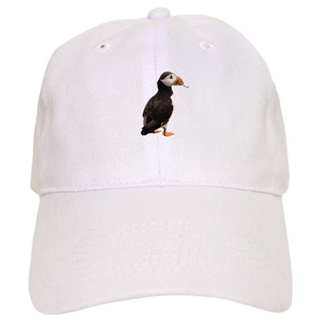 Cap - with Puffin